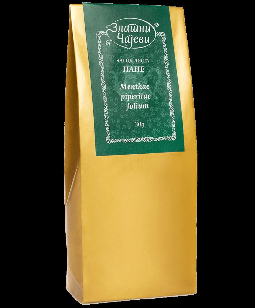 Zlatni cajevi – Mint tea