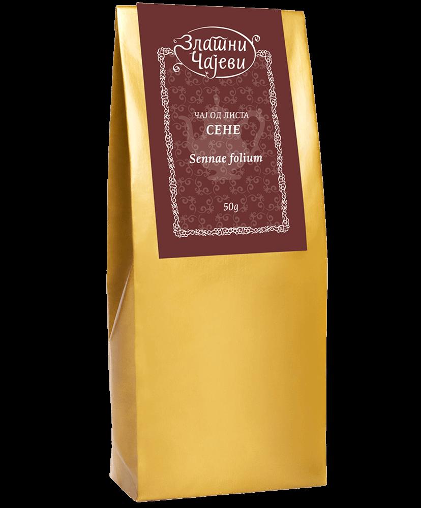 Zlatni čaj sena